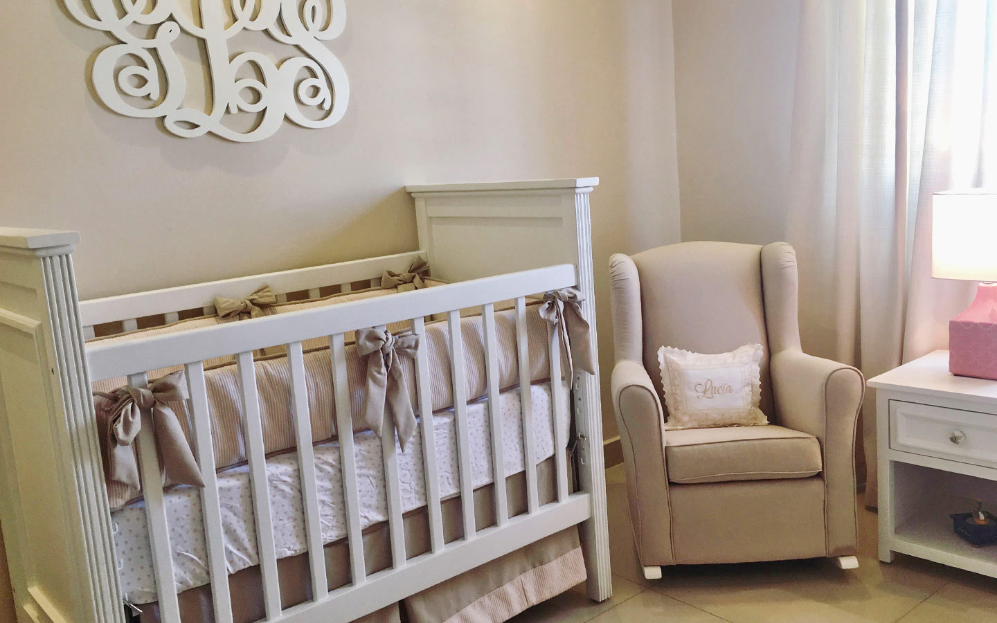 Lucia Baby Room