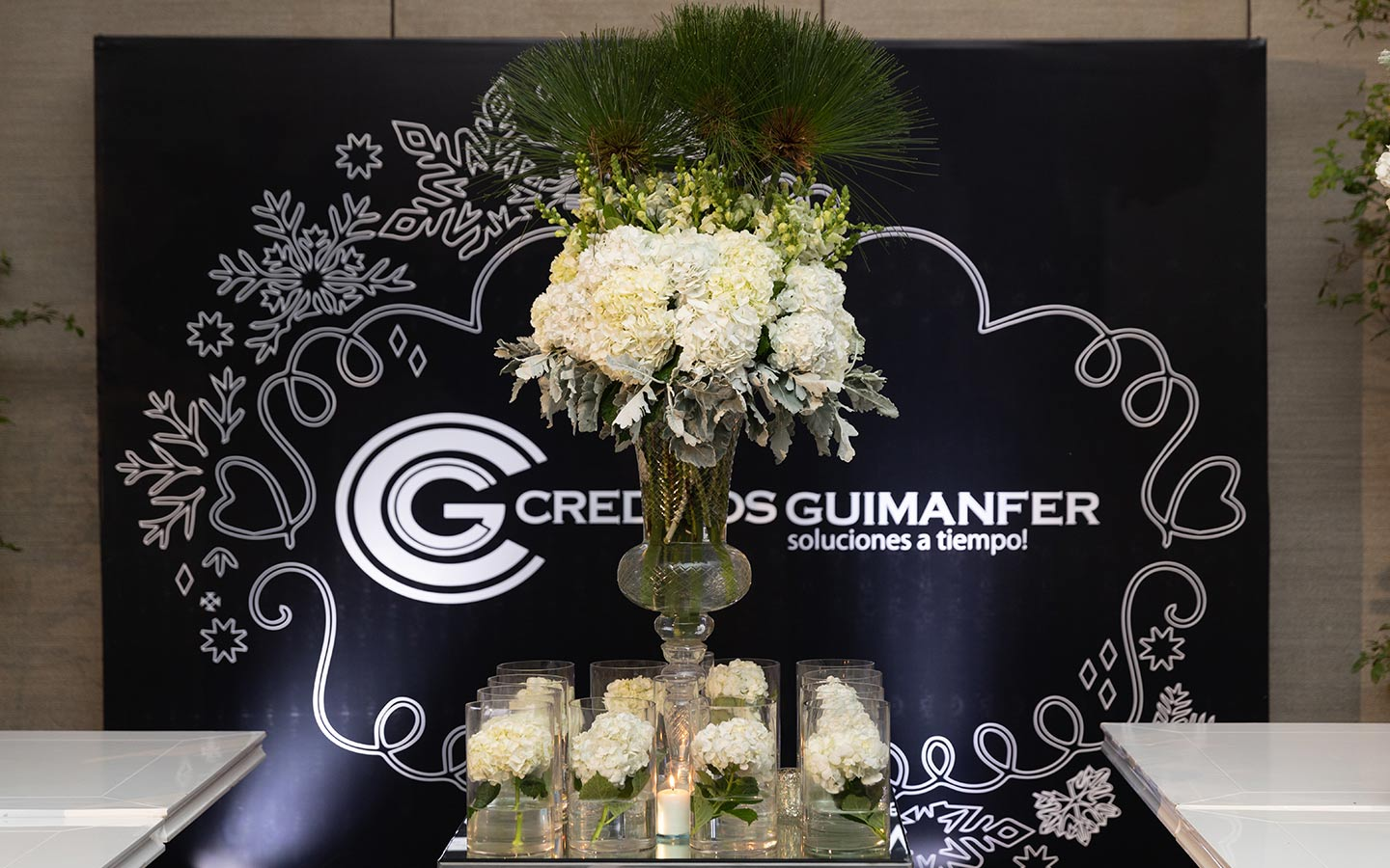 Evento Corporativo Creditos Guimanfer