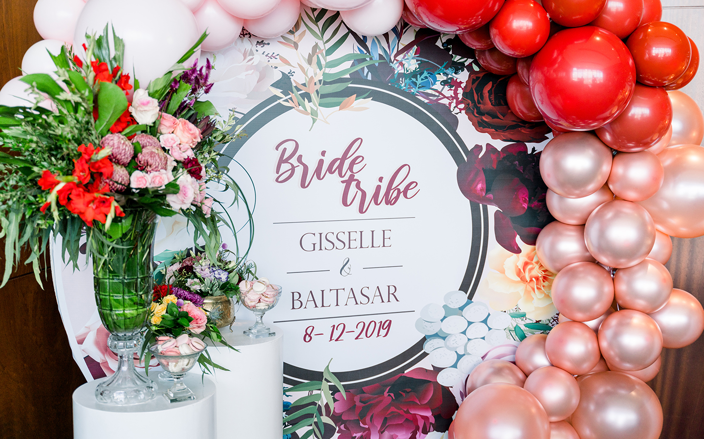 Bride Tribe Gisselle & Baltazar