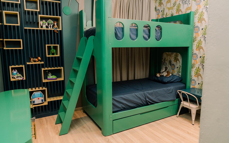 Habitación de niños Sarita