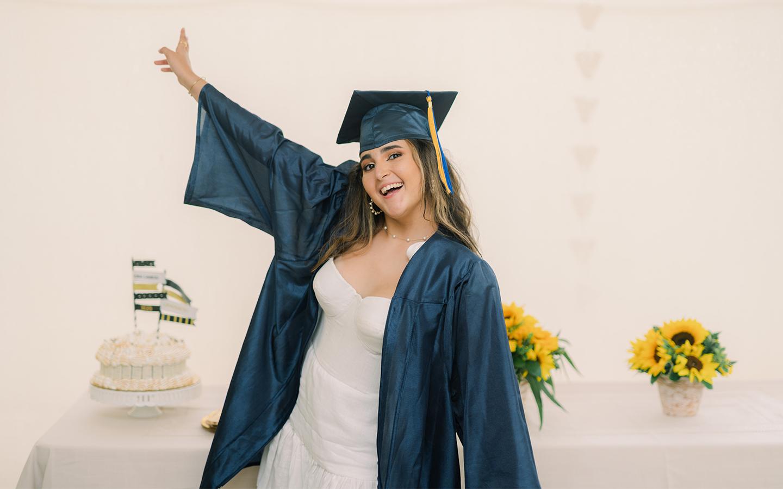 Graduación Laura Camejo
